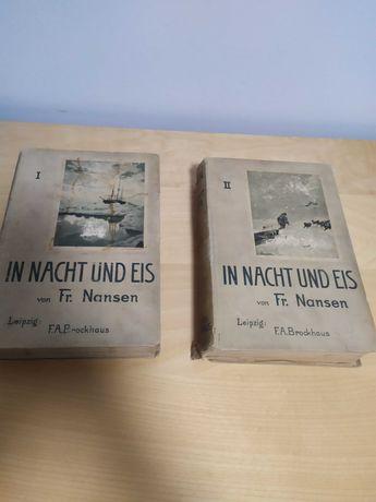 Fridtjof Nansen- Wyprawa do bieguna 1895