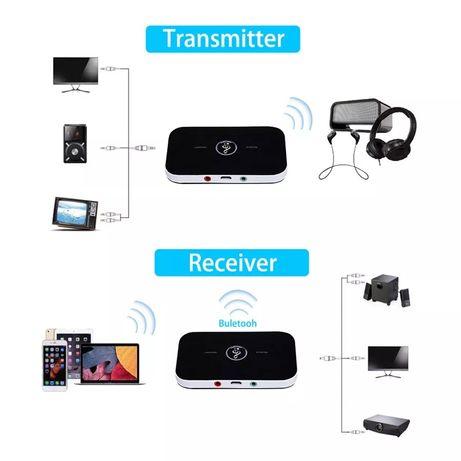 Bluetooth ресивер трансмиттер 2в1