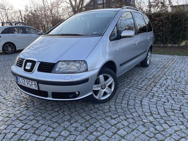Seat Alhmbra 2004 1.9 TDI 4x4