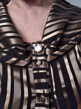 Bluzka rozmiar 42 idealna na święta