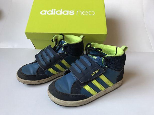Buty chłopięce Adidas Neo 27