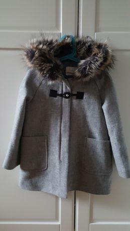 Zara kurtka budrysówka płaszczyk 128