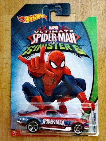 HOT WHEELS Marvel - Ultimate Spider-Man vs Sinister 6 - Blvd. Bruiser