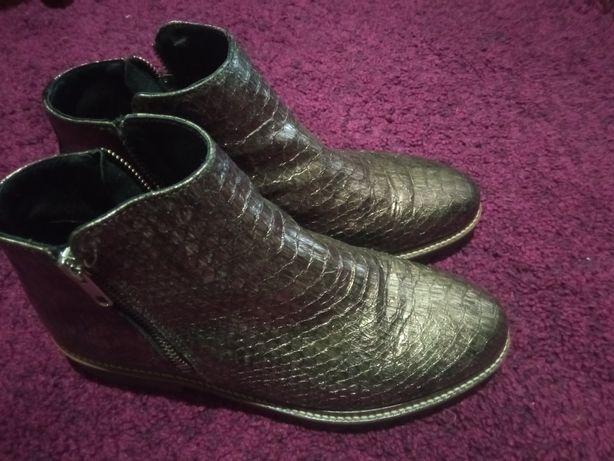 Брендовые кожаные ботинки Таngo 37-38