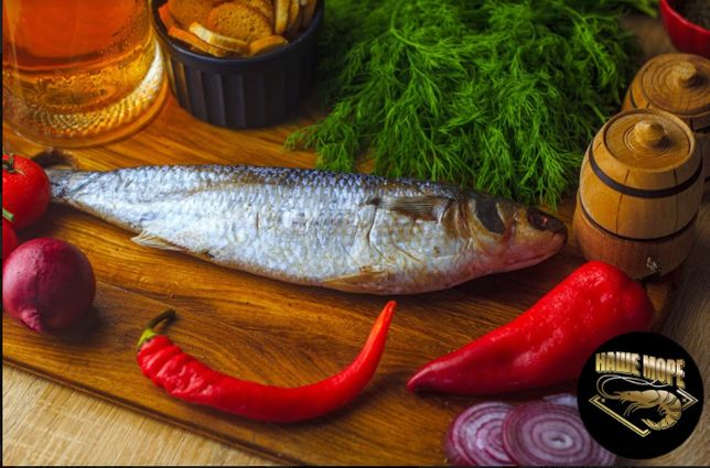 Рыба вяленая: тарань/ лещ/ бычок/ журалка...