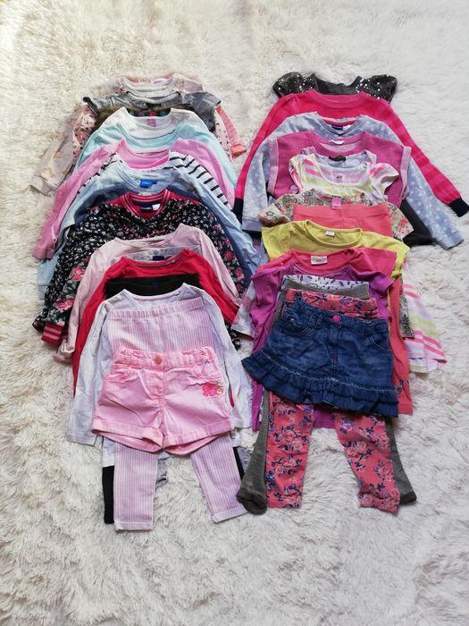 Zestaw paka ubranek dla dziewczynki 36szt 98/104 Żywiec - image 1