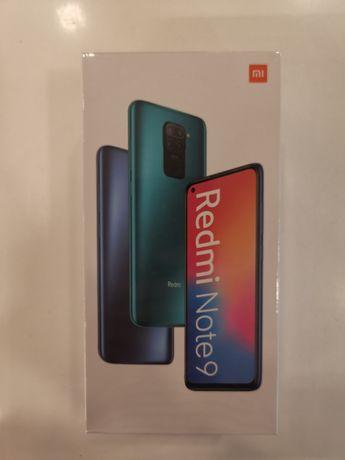 NOWY Telefon Xiaomi Redmi Note 9 4/128GB Szary Teletorium Renoma