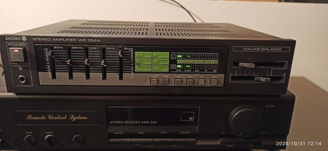 Wzmacniacz Diora WS 354 A Stereo Amplifier