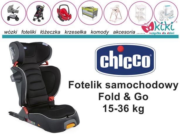 Fotelik samochodowy dla dziecka Chicco Fold & Go 15- 36 kg