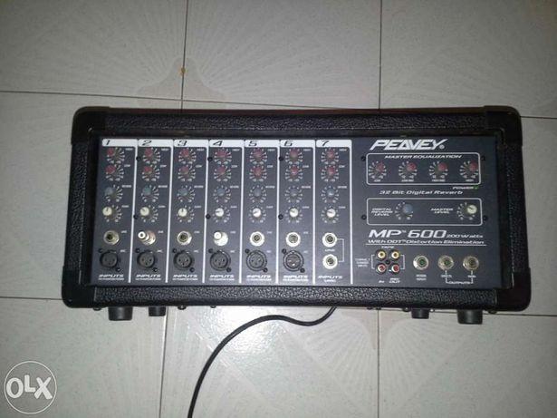 Amplificador peavey mp-600