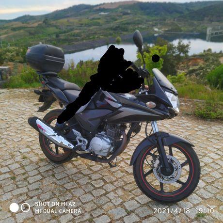 Honda CBF 125...