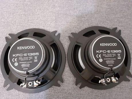 Głośniki samochodowe KENWOOD KFC - E 1365 nowe