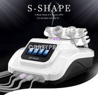 S Shape , cavitação, radiofrequência sucção EMS Spa Top Profissional