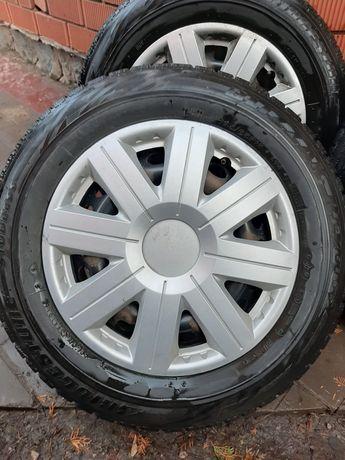 Диски 5/ 114, 3/15 металлические на Renault Mazda Honda  Mitsubishi