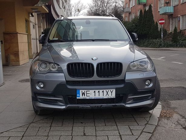 BMW X5 3,0 Tdi 395KM Salon Polska