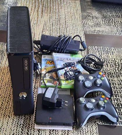 Xbox 360 + nagrywarka EzRecorder 130