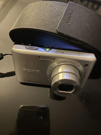 Aparat SONY Cyber-shot 14.1 Mpix 5x zoom optyczny