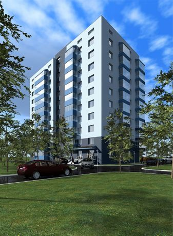Продам 1-но комнатную квартиру в новом доме в районе Автовокзала