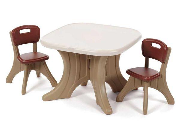 Step2-Stolik do zabaw dla Dzieci z Krzesełkami
