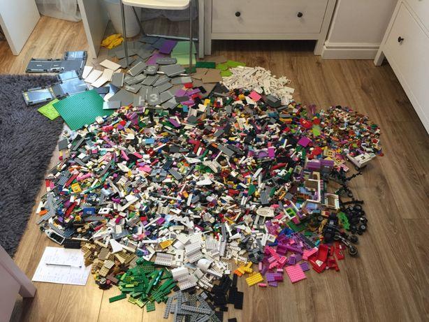 NAJWIĘKSZY zestaw LEGO friends CITY racer CHIMA star WARS 17kg ZAMIANA