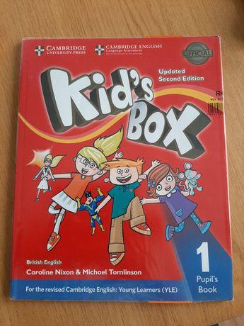 Kid's Box 1, podręcznik do nauki języka angielskiego