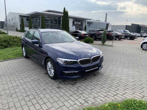 BMW 530d xDrive 2018 3.0D, Автомат, Шкіра, Навігація
