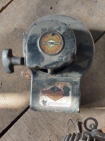 Stary silnik kosiarka briggs&stratton