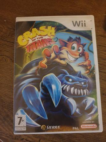 Crash of the Titans - gra Nintendo Wii