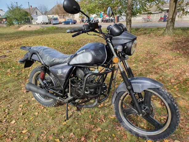 Мотоцикл Mustang MT125-V Viking