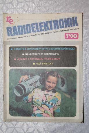 Radioelektronik 7, 8, 9, 10, 11/1990; 4/1991