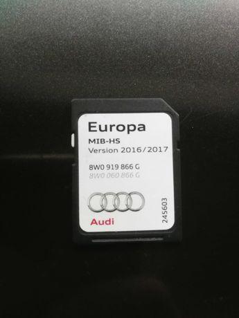 Cartão GPS Audi ORIGINAL