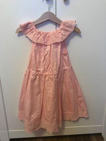 Sukienka dziewczęca nowa 110