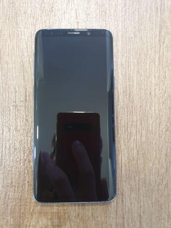 Ładny Samsung Galaxy S9 SM-G960F/DS Coral Blue dual sim