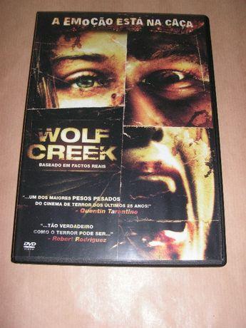 DVD Wolf Creek
