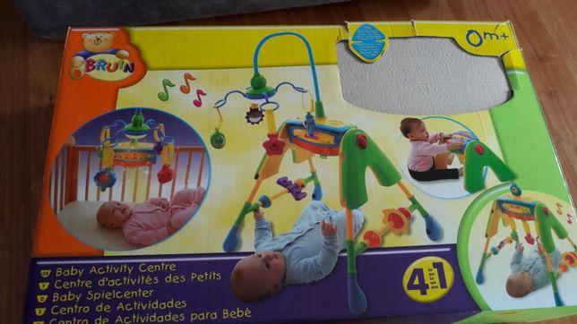 Brinquedo 4 em 1 para bebé e criança