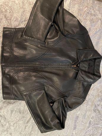 Casacos de couro originais - como novos
