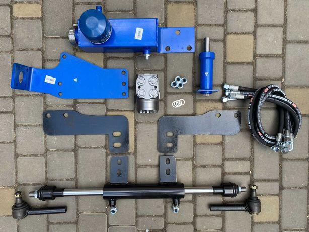Переоборудование под насос дозатор ЮМЗ МТЗ-80/82 Т40/150 кронштейн 10