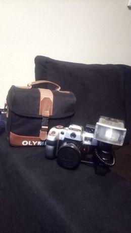 Máquina fotográfica olimpia