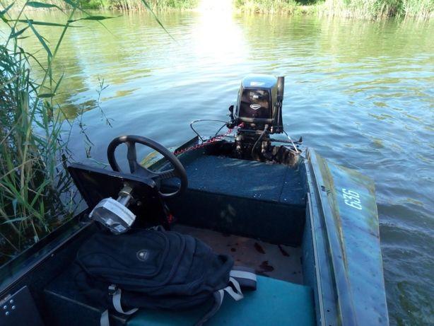 Лодка Южанка с документами