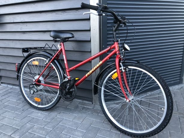 """Rower MTB FISHER 26"""" 18 biegow z Niemiec"""