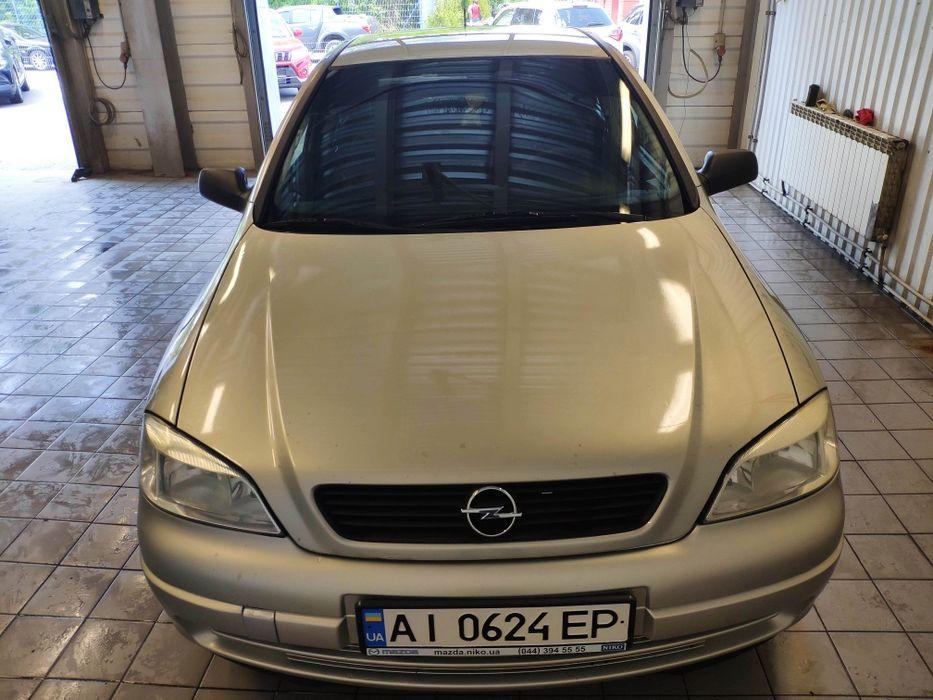 Продам Opel Astra G 1.6 2007 Борисполь - изображение 1