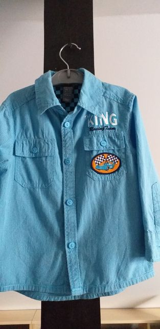 Koszula chlopieca H&M r.92
