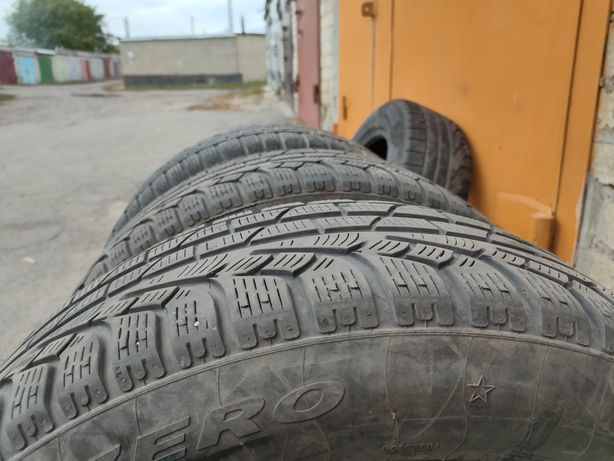 Продам зимнюю резину Pirelli Sottozero