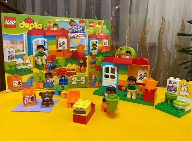 Продам лего duplo детсктй сад, в идеале с коробкой