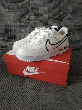 Nike Air Force 1 React 'White'