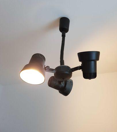 lampa wisząca, nowoczesna, industrialna, regulacja wysokości, loft