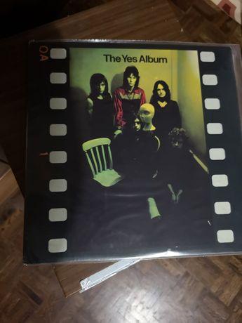 Yes - the Yes Album (Reino Unido) LP Vinil