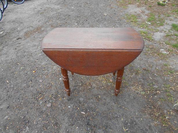 Zabytkowy Stół rozkładany -- ( tzw. Klapiak )