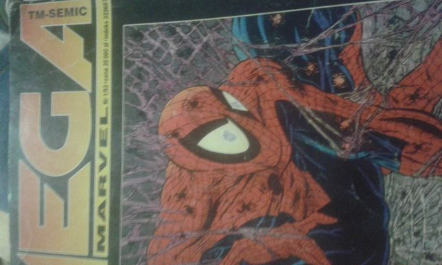 Komiks marvel nr 1 1993