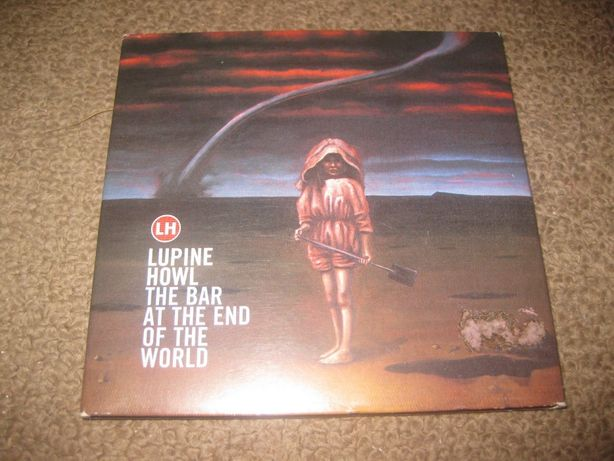 """CD dos Lupine Howl """"The Bar At The End Of The World"""" Portes Grátis!"""